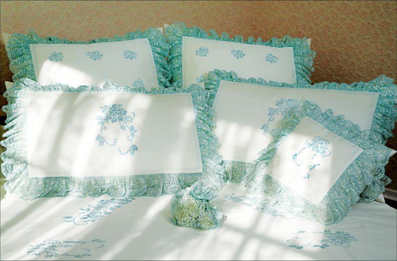 Дизайн постельного белья своими руками